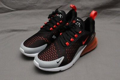 NIKE AIR MAX 270 Black bright Crimson Ah8050-015 -  150.00  e35857883b59