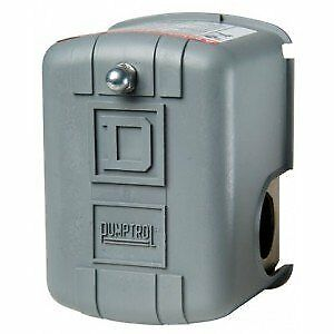 SQUARE D 40-60 FSG2 (9013FSG2J24) Water Well Submersible Pump Pressure Switch