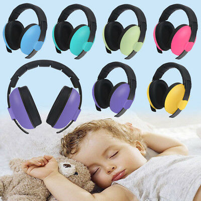 Six color Baby mini earmuffs hearing protection ear Defenders Safety Kids UK