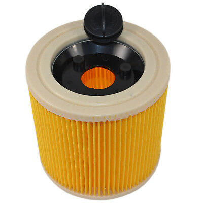 HQRP Cartridge Filter for Karcher WD WD2 WD3 Series Wet & Dry Vac Vacuum Cleaner