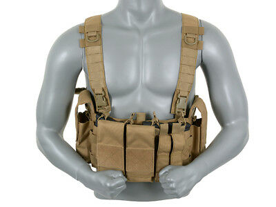Tactical Assault Chest Rig - Coyote
