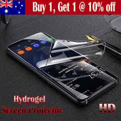 HYDROGEL AQUA FLEX Screen Protector for Samsung Galaxy J2 Pro A8 J8 2018