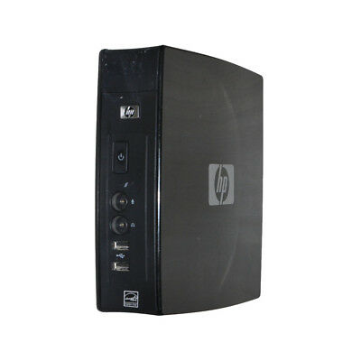 HP T5145 Thin Client VIA Eden 500MHz CPU 1G RAM 128M Flash HDD ThinConnect Black