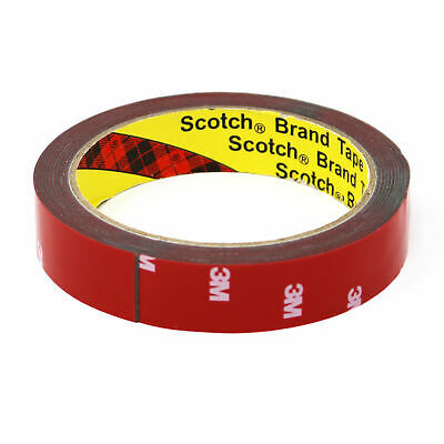 3M Double-Sided Foam Adhesive Tape 20mm x 3m Strong Adhesive Mounting Tape