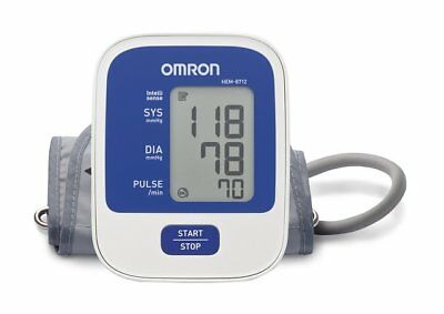 New Omron upper arm blood pressure monitor HEM-8712 with 5 Years Warranty!