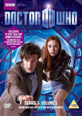 Bill Paterson, Ian McNeice-Doctor Who - The New Series: 5 -  (UK IMPORT) DVD NEW