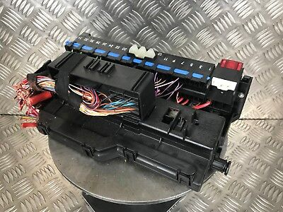 Bmw 3 Series E46 Oem Power Distribution Relay Fuse Box 8364542