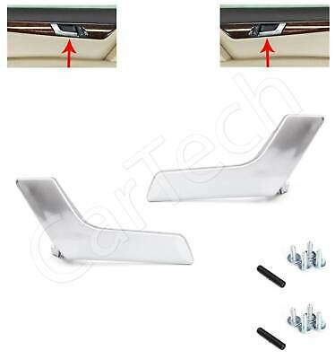 Mercedes W204 Interior Door Handle Chrome Plated Right And Left Side