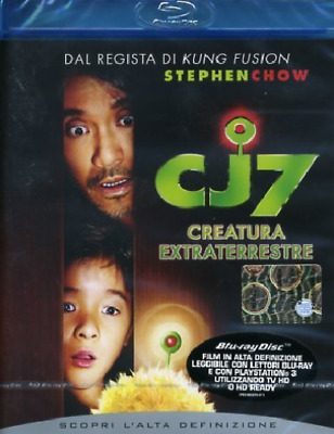 Cj7 - Creatura Extraterrestre (UK IMPORT) BLU-RAY NEW