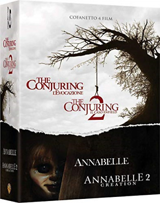 Conjuring Collection (4 Blu-Ray) - (Italian Import) (UK IMPORT) BLU-RAY NEW