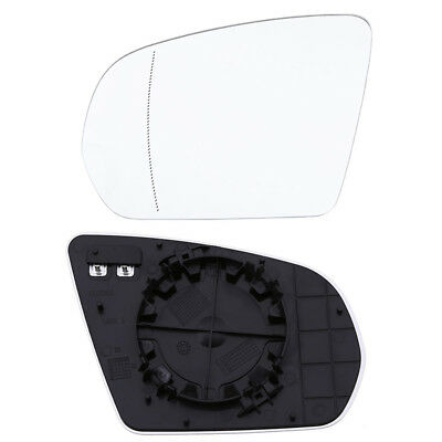 1pcs Wing Front Door Mirror Glass Heated Blind Spot for Mercedes-Benz GLC-Classe