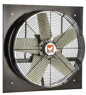Ventilateur Axial Industrie Mur Vitres Turbo Ø600mm 10500m³/H