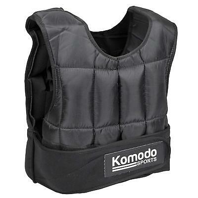 High Quality Adjustable Weighted Running Vest Jacket Removable Weights