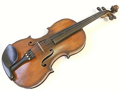 Vintage Full Size Violin One Piece Back French JTL ?