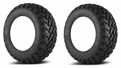 "2x Efx Martello 22x9.5x12 Golf Cart Tires 4P 4-Ply 22 "" Alto"