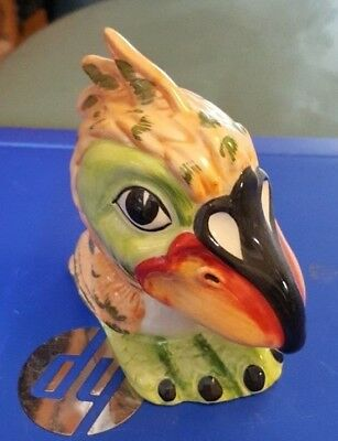 Lorna Bailey Grotesque Bird Limited Edition 4/4 FREE P&P