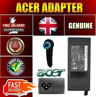 New 19V 4.74A Ac Charger For Acer Aspire 5620