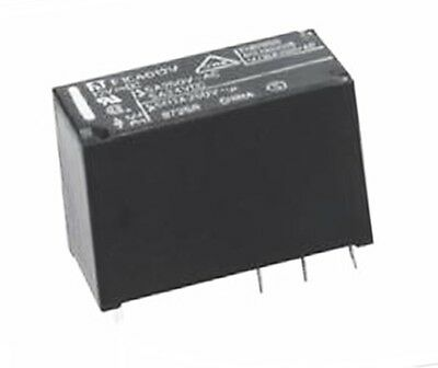 RELAY' 12V DOUBLE EXCHANGE 5 AMPERE FOR EVERY Brand Fujitsu mod. F1CA012V