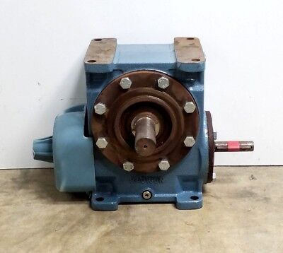 David Brown Aa730-40/1 Radicon Ser A Speed Reducer Gear Box S903426