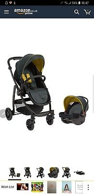 Graco evo Buggy, pushchair with car seat. HALF PRICE NEW and boxed!