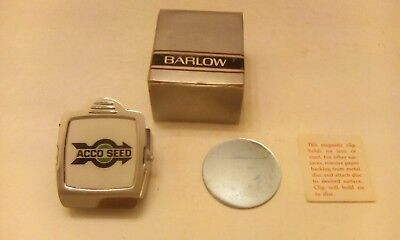 Acco Seed Magnetic Clip Heavy Duty Barlow Refrigerator Magnet
