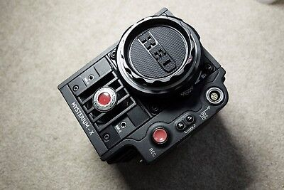 RED Epic DSMC camera body Canon EF mount case Dragon Scarlet Mysterium X SSD