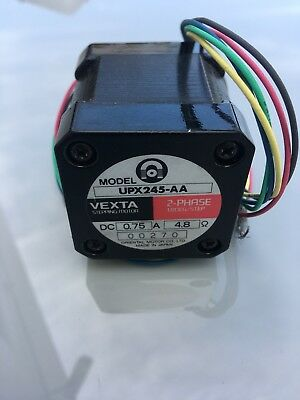 Vexta UPX245-AA stepping motor, New !