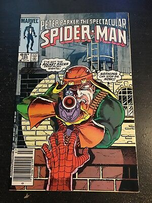 Spectacular Spider-man#104 Incredible Condition 9.4(1985) Rocket Racer!!
