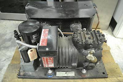 Copeland D-Line Copelametic Air Cooled and Water Cooled Condensing Unit