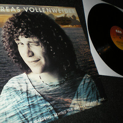 Andreas Vollenweider - ...Behind The Gardens LP Vinyl Album 1981 german pressing