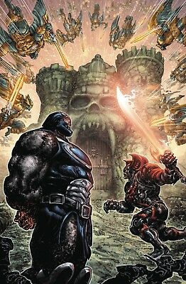 INJUSTICE VS THE MASTERS OF THE UNIVERSE #5 (OF 6) Cover A - 11/28/18