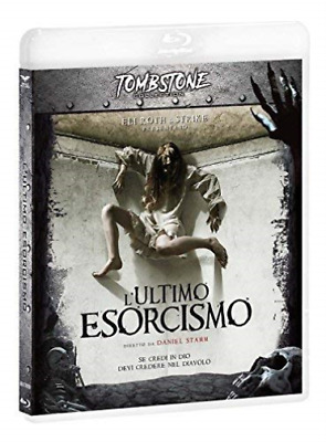 Ultimo Esorcismo (L`) (Tombstone) (UK IMPORT) BLU-RAY NEW