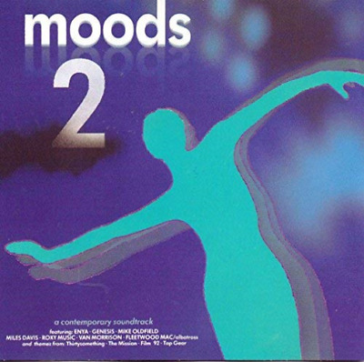 Various Artists-Moods 2 - A Contemporary Soundtrack (UK IMPORT) CD NEW