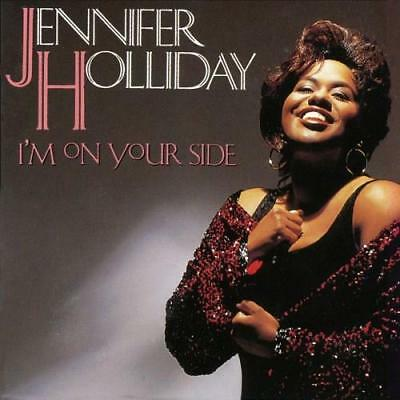 JENNIFER HOLLIDAY - I'm On Your Side (CD 1991) USA Soul/Quiet Storm MINT