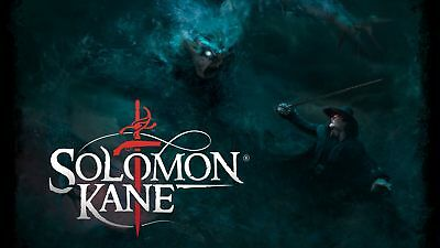 Presale: Solomon Kane kickstarter puritan pledge mythic games w/ Virtuous bundle