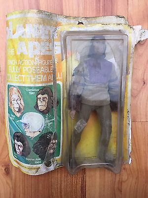 Action- & Spielfiguren BOXED ORIGINAL MEGO 8 PLANET OF THE APES ALAN VERDON ACTION FIGURE VINTAGE 1974