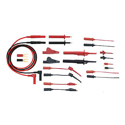 "Probe Master 9104R Electronic Deluxe Test Lead Kit, 48""/120 cm"
