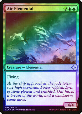 Tempest Caller FOIL Ixalan NM Blue Uncommon MAGIC THE GATHERING CARD ABUGames