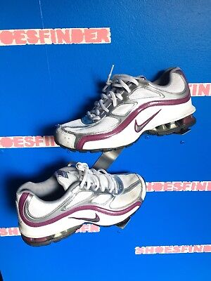 a45a71b081d 407987 116 NIKE REAX RUN 5 Women s Shoes White Pink Pick Size NEW IN ...