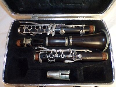 Selmer Signet Special Wood Clarinet w Sumner Acousticut Mouthpiece-Free Ship