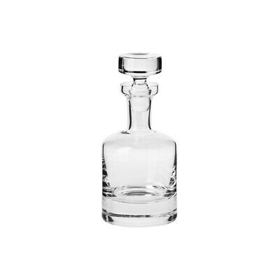 New Krosno Sterling Whisky Carafe 750ml