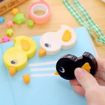 6Mx5mm Funny Duck Correction Tape White Out Office School Supplies Stationery