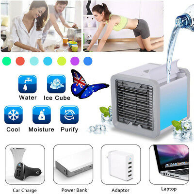 Arctic Air Conditioner Portable Fan Air Cooler Humidifier Space Easy Way to Cool