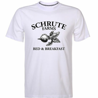 Nuff Said Schrute Farms Beets Bed Breakfast Vintage The Office Dwight T-Shirt