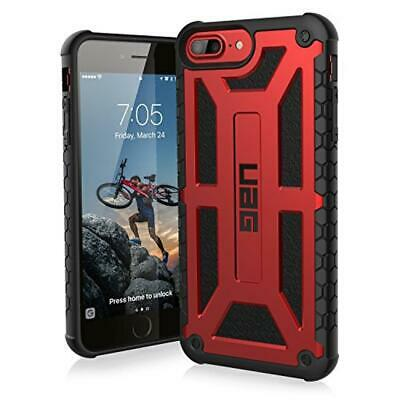 (TG. iPhone 8 Plus/7 Plus/6S Plus/6 Plus) Urban Armor Gear Monarch Custodia per
