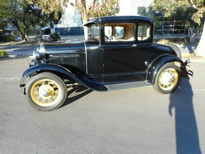 1930 Ford Coupe Model A