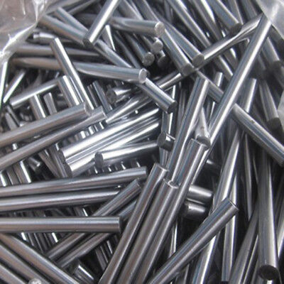 20pc OD 6mm Stainless Steel Dowel Pins Fasten Elements long 6 to 100mm