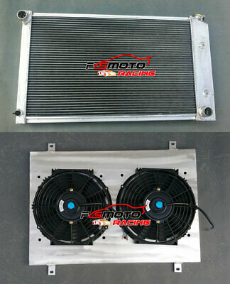 "ALUMINUM RADIATOR FAN SHROUD 70 71 72 73 74 75 76 77 78-81 TRANS AM WITH 16/"" FAN"