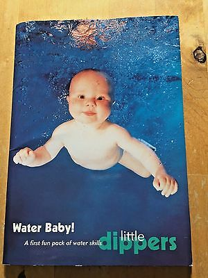 ** Little Dippers Water Baby - Water Skills Worksheets Pack **