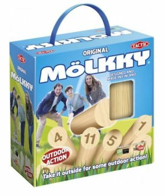 Molkky in a Box - Traditional Outdoor Game